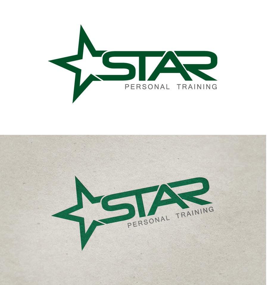 Bài tham dự cuộc thi #155 cho STAR PERSONAL TRAINING logo and branding design