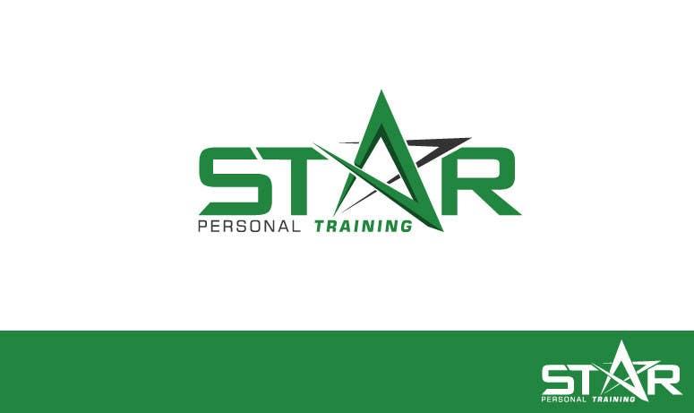 Bài tham dự cuộc thi #227 cho STAR PERSONAL TRAINING logo and branding design