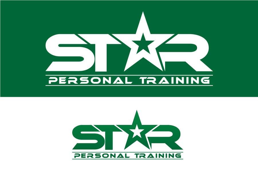 Bài tham dự cuộc thi #129 cho STAR PERSONAL TRAINING logo and branding design