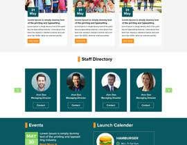 Bkmraj tarafından Design a Website Mockup için no 52