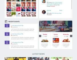 clickinn tarafından Design a Website Mockup için no 42
