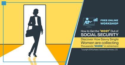 gmorya tarafından Facebook Ad for Social Security Webinar için no 25