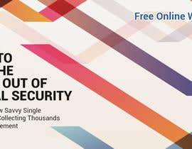 vivekdaneapen tarafından Facebook Ad for Social Security Webinar için no 31