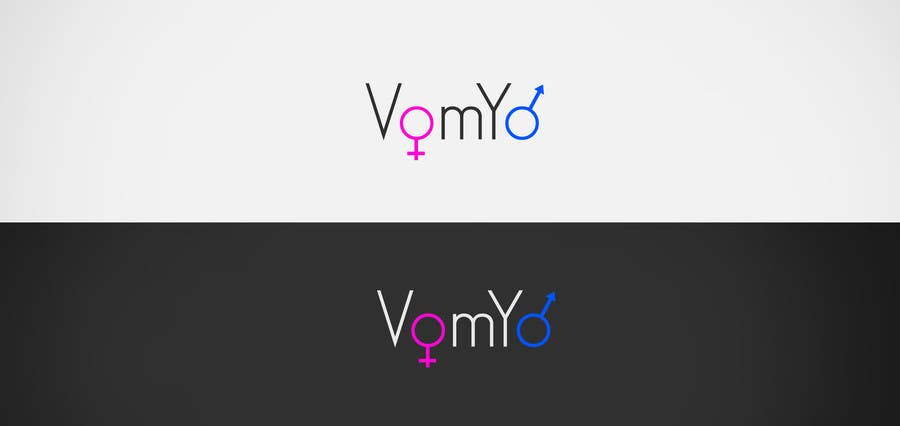 Konkurrenceindlæg #66 for Design a Logo for VOMYO