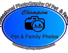 #187 para Design a Logo for a Pet and Family Photography Business por dany300
