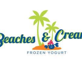 Nro 174 kilpailuun Create a logo for a frozen yogurt business käyttäjältä chimizy