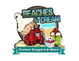 Nro 178 kilpailuun Create a logo for a frozen yogurt business käyttäjältä shananigans1