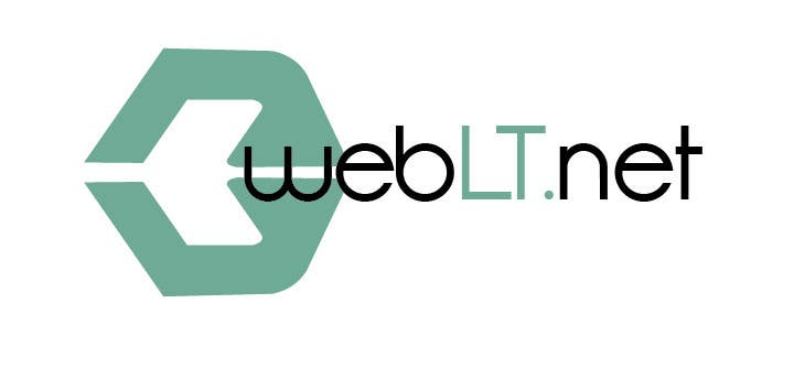 Penyertaan Peraduan #64 untuk Logo for the website WebLT.net