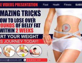 Nro 23 kilpailuun Weight Loss squeeze page/landing page käyttäjältä adview1