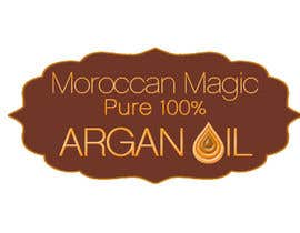 #62 for Design a Logo for a Beauty Product - Moroccan Magic af vladspataroiu