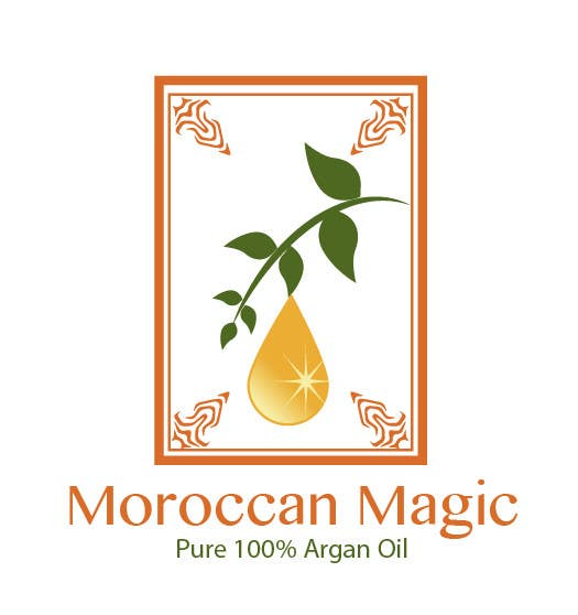 Contest Entry #48 for Design a Logo for a Beauty Product - Moroccan Magic