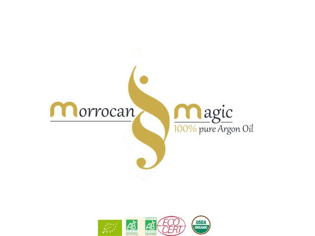Contest Entry #59 for Design a Logo for a Beauty Product - Moroccan Magic