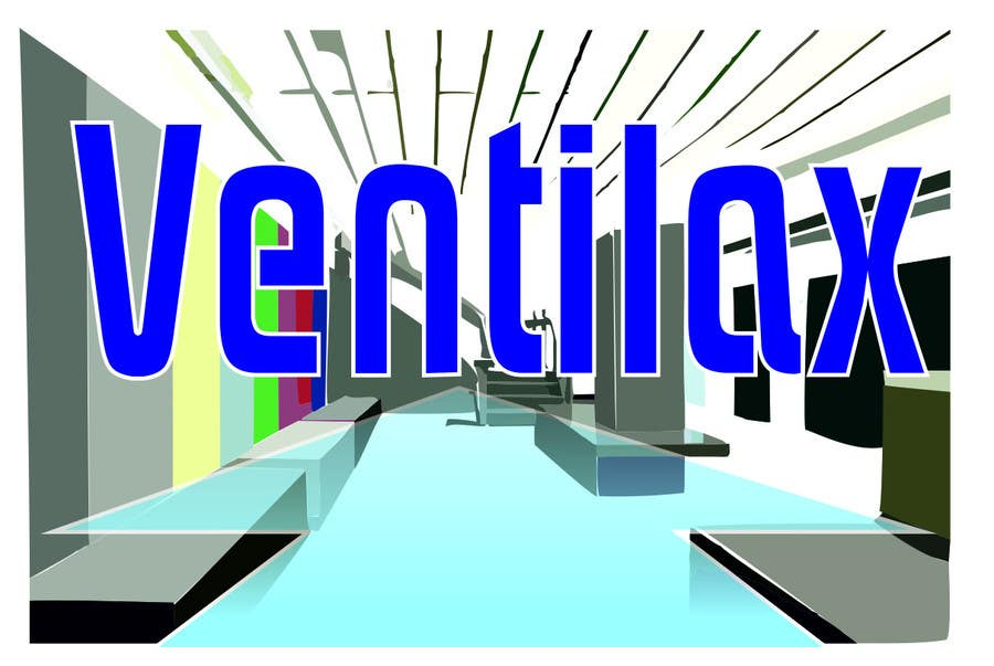 #54 for Design logo for: ventilax.com (e-shop with ventilation products)      -      We guarantee the announcement of the winner by alek2011