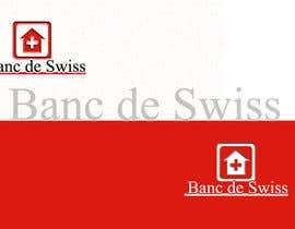 #159 para Logo Design for Banc de Swiss por lluucckkyy