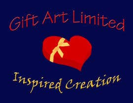 #16 para Design a Logo for Gift Art Limited por sterea2na