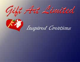 #21 para Design a Logo for Gift Art Limited por sterea2na