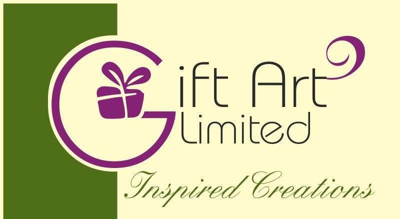 Design a Logo for Gift Art Limited için 5 numaralı Yarışma Girdisi