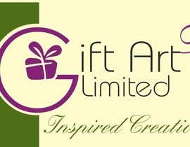 nº 5 pour Design a Logo for Gift Art Limited par CioLena