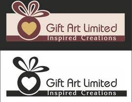#20 para Design a Logo for Gift Art Limited por CioLena