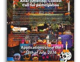 Nro 19 kilpailuun Altar Contest Mexfestival käyttäjältä ranjeettiger07