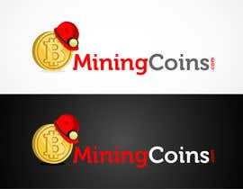 nº 82 pour Design a Logo for MiningCoins.com par NataliaFaLon