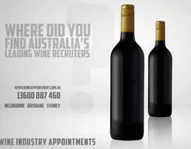 nº 9 pour Design an Advertisement for recruitment into the wine industry par vishnuremesh