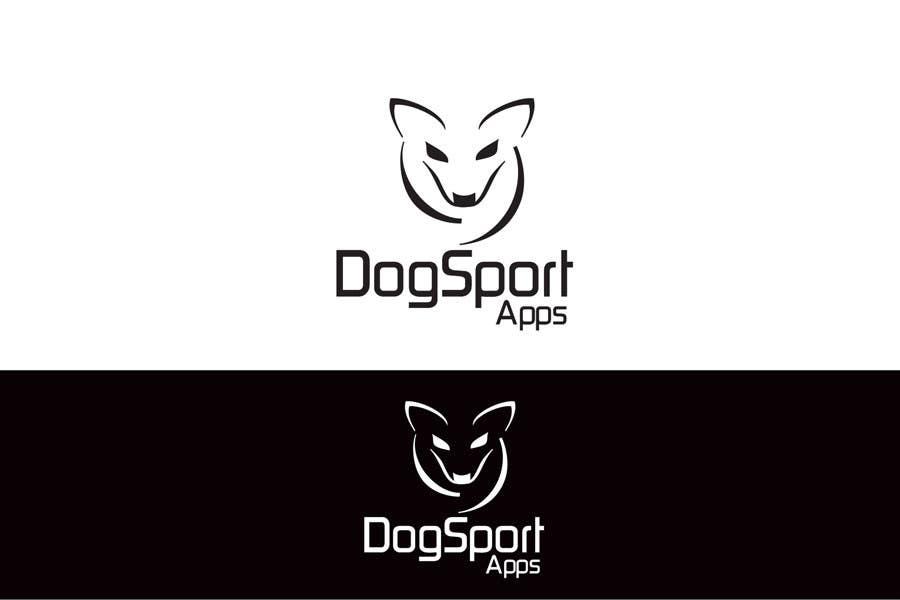 Penyertaan Peraduan #101 untuk Logo Design for www.dogsportapps.com