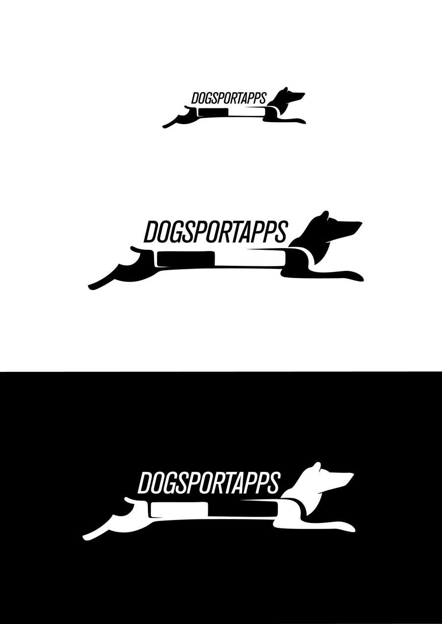 Penyertaan Peraduan #187 untuk Logo Design for www.dogsportapps.com