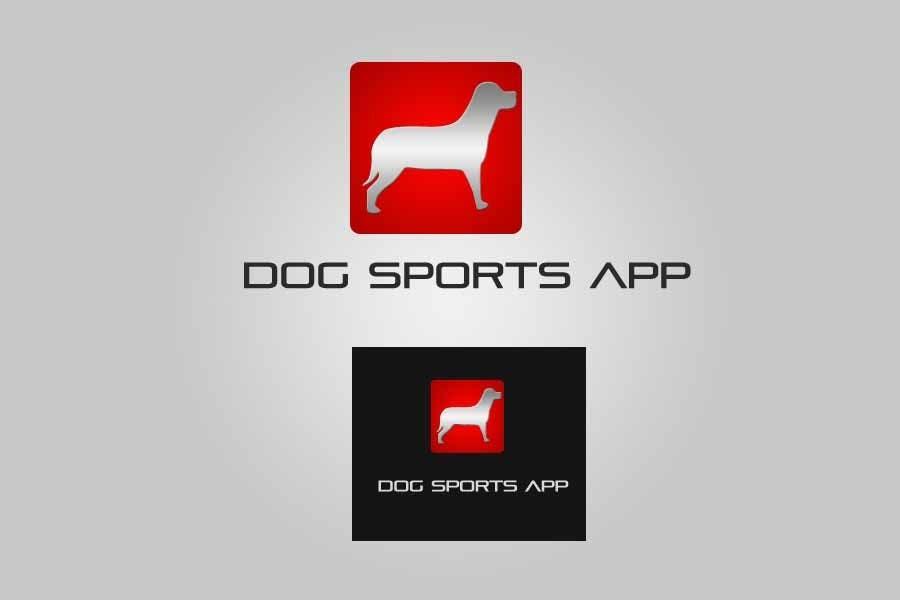 Penyertaan Peraduan #69 untuk Logo Design for www.dogsportapps.com