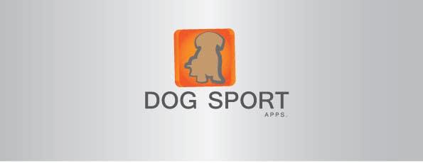 Penyertaan Peraduan #148 untuk Logo Design for www.dogsportapps.com