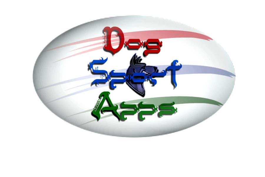 Inscrição nº 18 do Concurso para Logo Design for www.dogsportapps.com