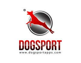 #115 для Logo Design for www.dogsportapps.com от harjeetminhas