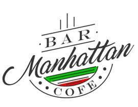 caliniks tarafından A logo for an italian bar için no 9