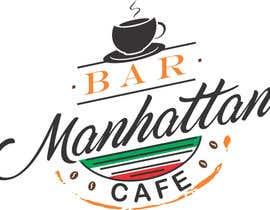 caliniks tarafından A logo for an italian bar için no 15