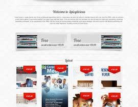 #1 for Design a Website Mockup, by sammi67