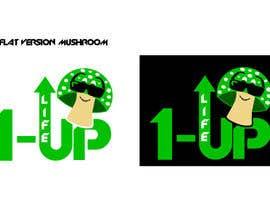Nro 35 kilpailuun Design a Logo - 1-UP Green juice!! käyttäjältä Goodintentions11