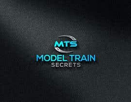 Nro 35 kilpailuun Design A Small Logo For 'Model Train Secrets' käyttäjältä HRmoin