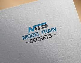 Nro 5 kilpailuun Design A Small Logo For 'Model Train Secrets' käyttäjältä dgnmedia