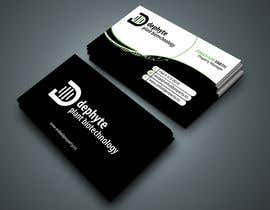 #138 for Professional Business Card for Biotech-Company by Kamrunnaher20