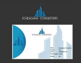 nº 25 pour Logo and Business card for a Calculating Buildings Firm par jonydep