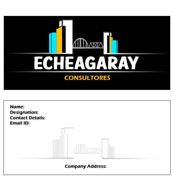 Proposition n°42 du concours Logo and Business card for a Calculating Buildings Firm