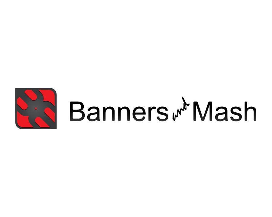 Bài tham dự cuộc thi #32 cho Logo Design for Banners and Mash Limited