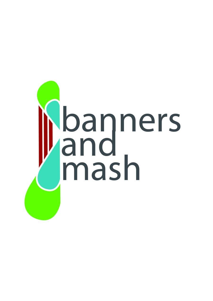 Bài tham dự cuộc thi #99 cho Logo Design for Banners and Mash Limited