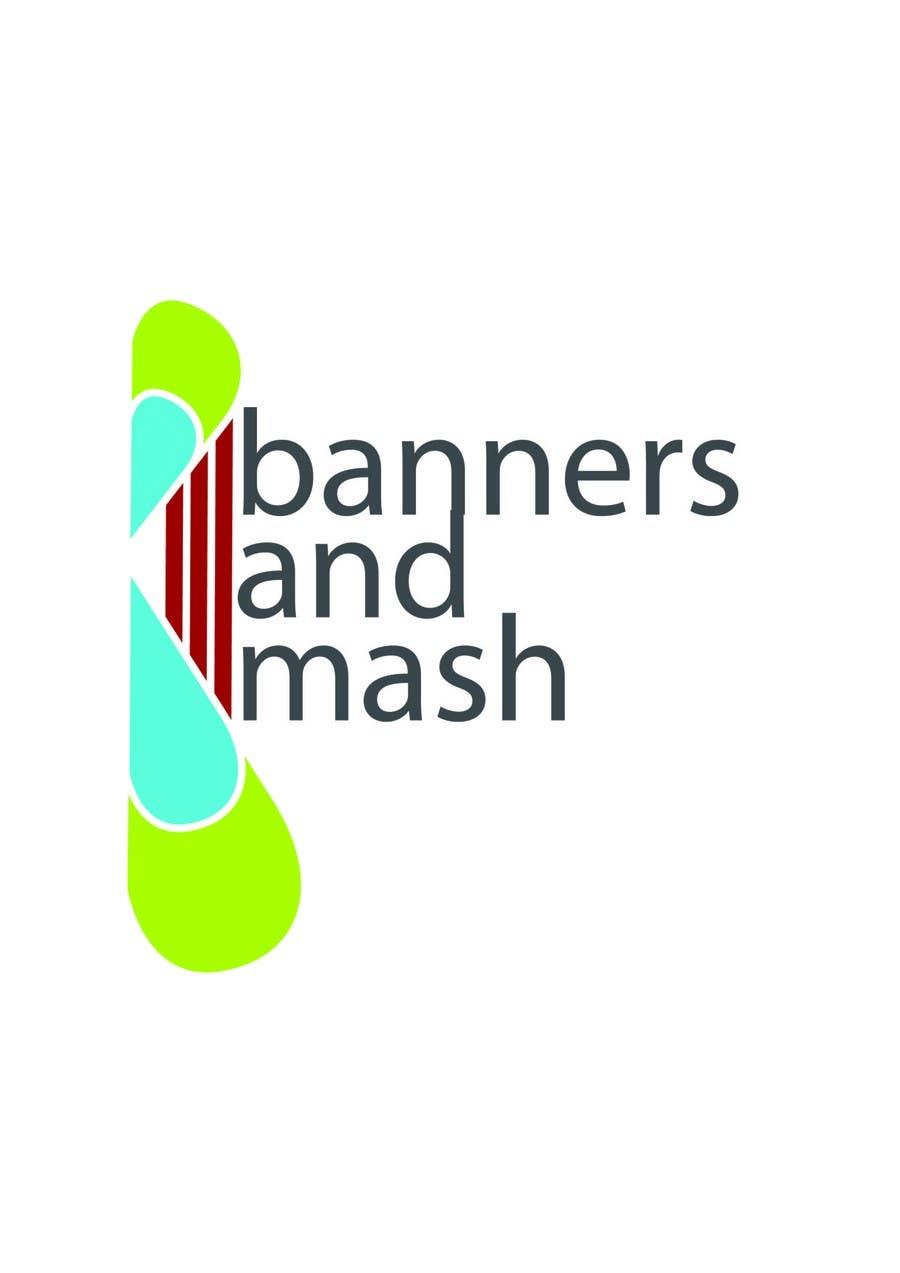 Bài tham dự cuộc thi #97 cho Logo Design for Banners and Mash Limited