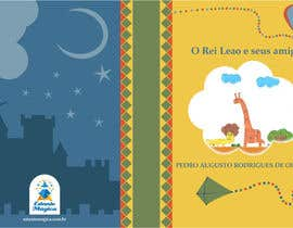 #5 untuk Create a template for a cover of a book oleh nole1