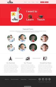 #16 for Graphics Design for Home Page of TCHER Agency Website by JosephNgo