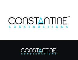 #167 for Logo Design for Constantine Constructions by todeto
