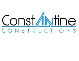 #106 for Logo Design for Constantine Constructions by corpuzmanolito