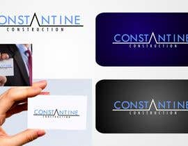 #293 for Logo Design for Constantine Constructions by alfianrismawan