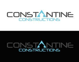 #309 for Logo Design for Constantine Constructions by allentaclas